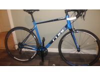 Cube Attain Road Bike - 2016 X-Large - 58cm - Blue / Black, never used, mint condition.