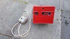 Riello oil burner R.B.L. 40 G3B
