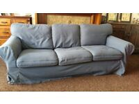 3 seater and single seater sofa set Fire Safe - £ Free