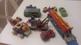 Vintage Corgi toys - £20