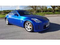 Nissan 350Z UK GT 2006 '56' with Full History and Long MOT
