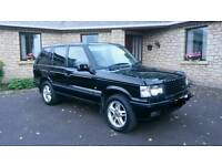 Land rover range rover p38 autobiography 4.6 v8 low miles low tax bracket fsh
