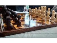 Ramasees chess set