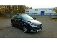 2000 Peugeot 206 2.0 GTI 1 Owner Pan Roof Full MOT Fast Cheap Car Clio Sport Cup 307 306 HDI D Turbo