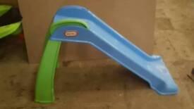Kids toddler slide, Trike & Caterpillar SeeSaw