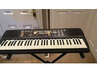 Yamaha PSR 195 electric stereo keyboard