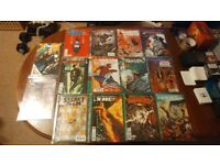 207 Comic Book collection, key issues and many #1s , Thor, Deadpool and Marvel- delivery possible