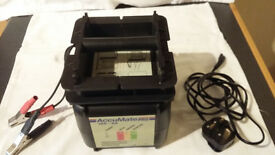 AccuMate PRO 12/24V Battery Charger. Powerful battery charger. Hardly used.