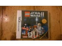 Lego Star Wars II original trilogy