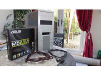 Gaming Pc AMD FX-6100 ,Gainward GTX 650,DDR3 16gb,SSD 120GB ,Cooler Master Alloy Case