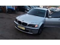 BMW 330D 275HP LEFT HAND DRIVE SWAP