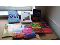 Social Work Book Bundle - Bargain for New Social Work University Students!!!
