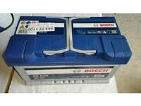 Bosch S4 battery