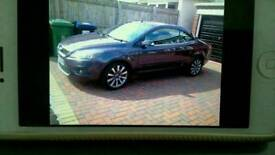 Ford focus convertible 2 Ltr Diesel 09