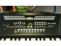 Gear4music MK 1000 electric keyboard
