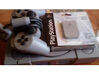 Playstation1 and controller