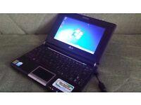 "ASUS Eee PC 904HD - 8.9"" - Laptop Pc 160 Gb/Wireless/ Webcam/ Office/ Windows 7 Cheap"