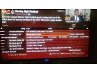 ZGEMMA CABLE TV BOX, NOT OPENBOX