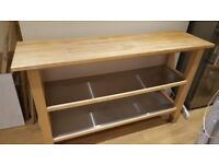 FOR SALE: Freestanding Ikea VARDE kitchen worktop/unit
