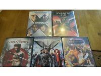 X-Men Dvds