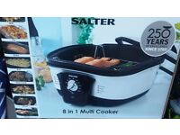 8 in 1 Multi Cooker