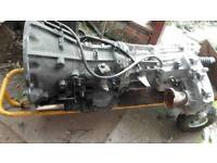 Jeep Cherokee 3.7 petrol automatic gearbox