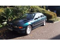 BMW 523 I AUTOMATIC AIR CONDITIONING