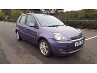 Ford Fiesta 1.4 Ghia 5dr. LOW MILEAGE (44787) MANUAL/PETROL