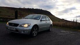 Lexus is200 2002