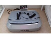 Reviber Plus Exercise & Toning Machine, hardly used! Great condition!