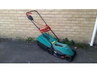 Electric Lawnmower Bosch Rotak 32 1200W