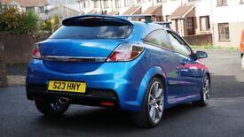 Vauxhall Astra VXR (De-cat, pops and bangs, 240 BHP)