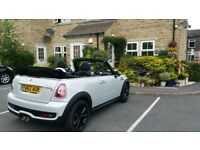 MINI Cooper 2013 SD Convertible 2.0 (With Chilli Pack) - Excellent Condition / Very Low Mileage