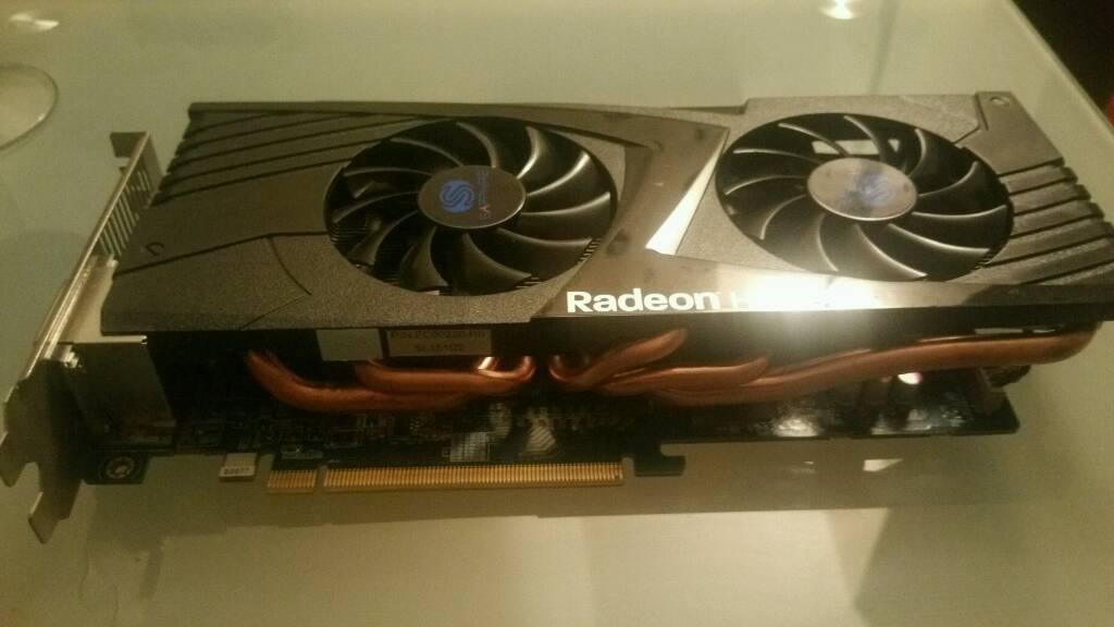 Amd Sapphire Radeon Hd 6950 2gb Gpu