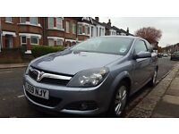 Vauxhall Astra 1.6 i 16v SXi Sport Hatch 3dr 2009 Silver Low Mileage