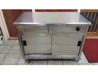 Gm3 lincat mobile hot cupboard
