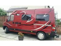 Fiat campervan