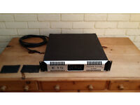 MC2 E15 funktion one two channel amplifier excellent condition