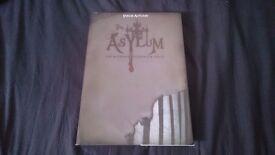Rare 1st ed. Emilie Autumn, The Asylum for wayward victorian girls, hardcover A4 book, handsigned