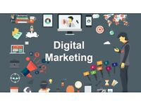 Digital Marketing services all areas covered - 20+ years experience