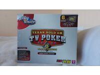 texas holdem tv poker game.