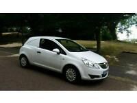 2009 Vauxhall Corsa Van 1.3 cdti diesel 5 speed 12 months MOT Just been serviced