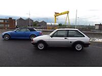SHOW WINNING CAR, £8995,1988 FORD FIESTA XR2 ONLY 46000 MILES,THIS IS THE ULTIMATE XR2,