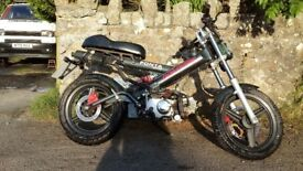 Fonta hawk 110 pit bike road legal
