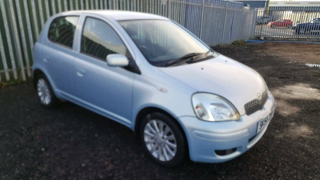 TOYOTA YARIS 1.3,NEW 1 YEARS MOT.