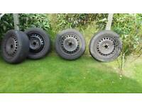 5 Stud Wheels & Tyres to suit Ford Mondeo