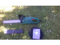 BLACK & DECKER GK1640T CHAINSAW - used a few times only