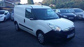 2013 / 13 PLATE Vauxhall 1.3CDTi Combo 2000 ecoFLEX Panel Van NO VAT NO VAT NO VAT