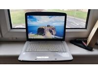 acer aspire 5315 80g hard drive 3g memory wifi microsoft office 2013 dvd drive comes with charger