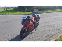 wk rr 125 cc sell or swap